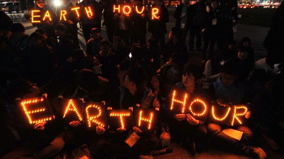 earth hour wallpapers-images-pictures
