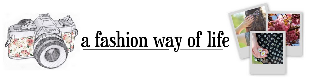a fashion way of life