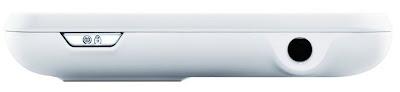 Motorola Motoluxe XT685 - Moto XT685 - China - White color