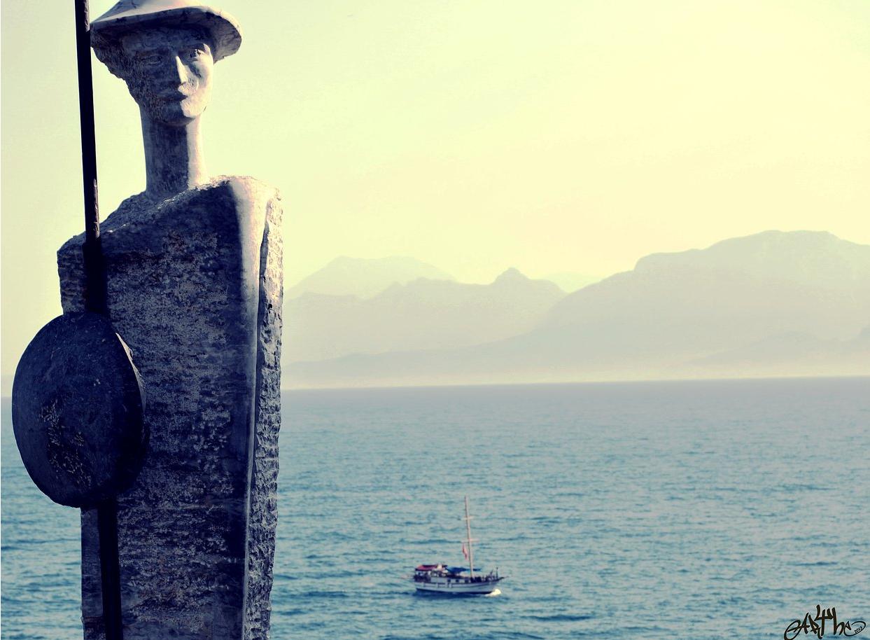 Antalya'nın Selçuklular Tarafından Alınması - Hikaye by ArThe