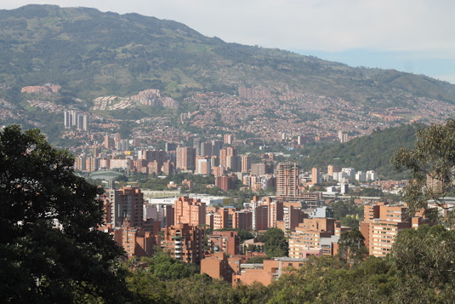 city medellin colombia