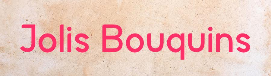Jolis Bouquins