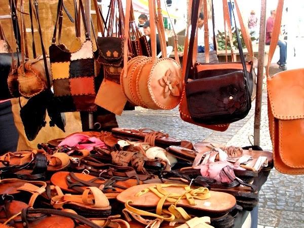 Vila do Artesão, em Campina Grande, promove curso de capacitação de artesanato em couro