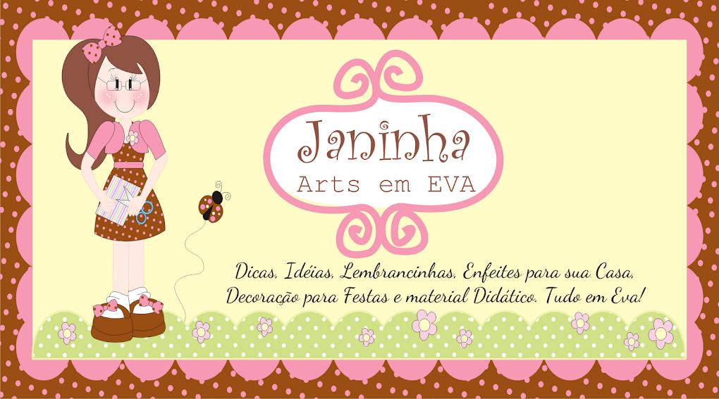 ☆Janinha Art's em E.V.A☆