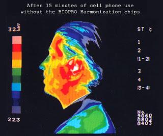 radiacion del celular