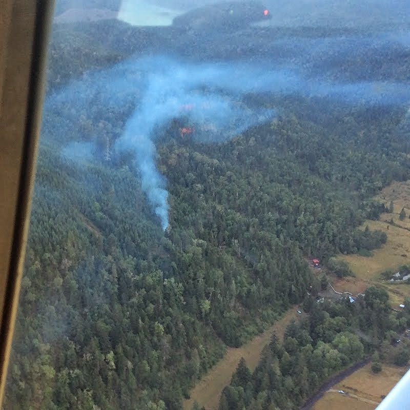 Woods Creek Fire