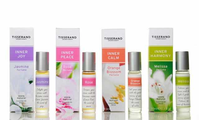 Tisserand Aromatherapy Natural Perfume Roll-Ons