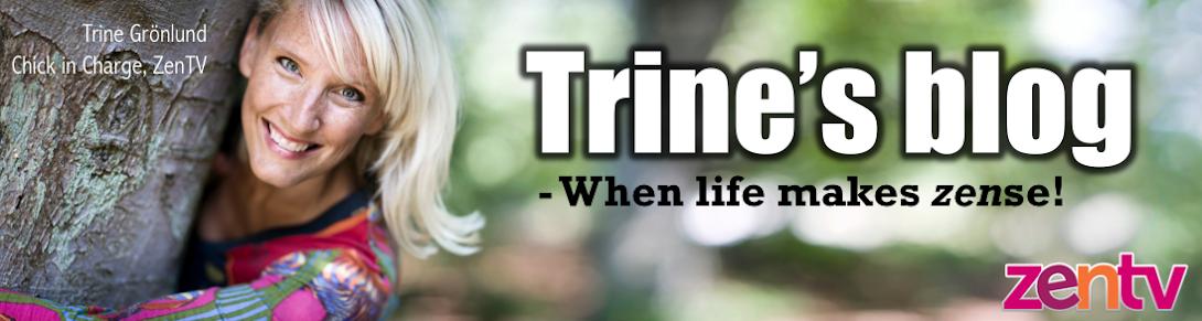 Trine's blog