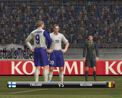 303441 pes 2008 pro evolution soccer windows screenshot players waiting Pro Evolution Soccer 2008 (PC/ENG) Rip Version