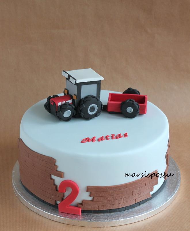 traktorikakku