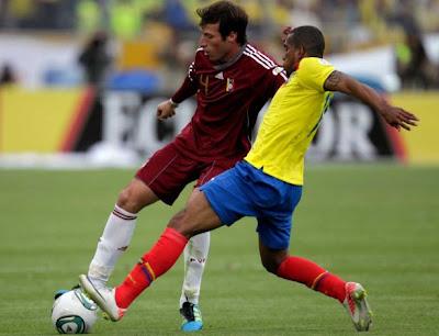 Ecuador 4 - 2 Venezuela
