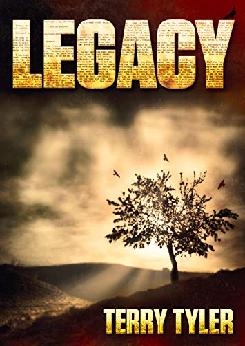 LEGACY is live!  The final book of the Project Renova series.  Click cover for link :)