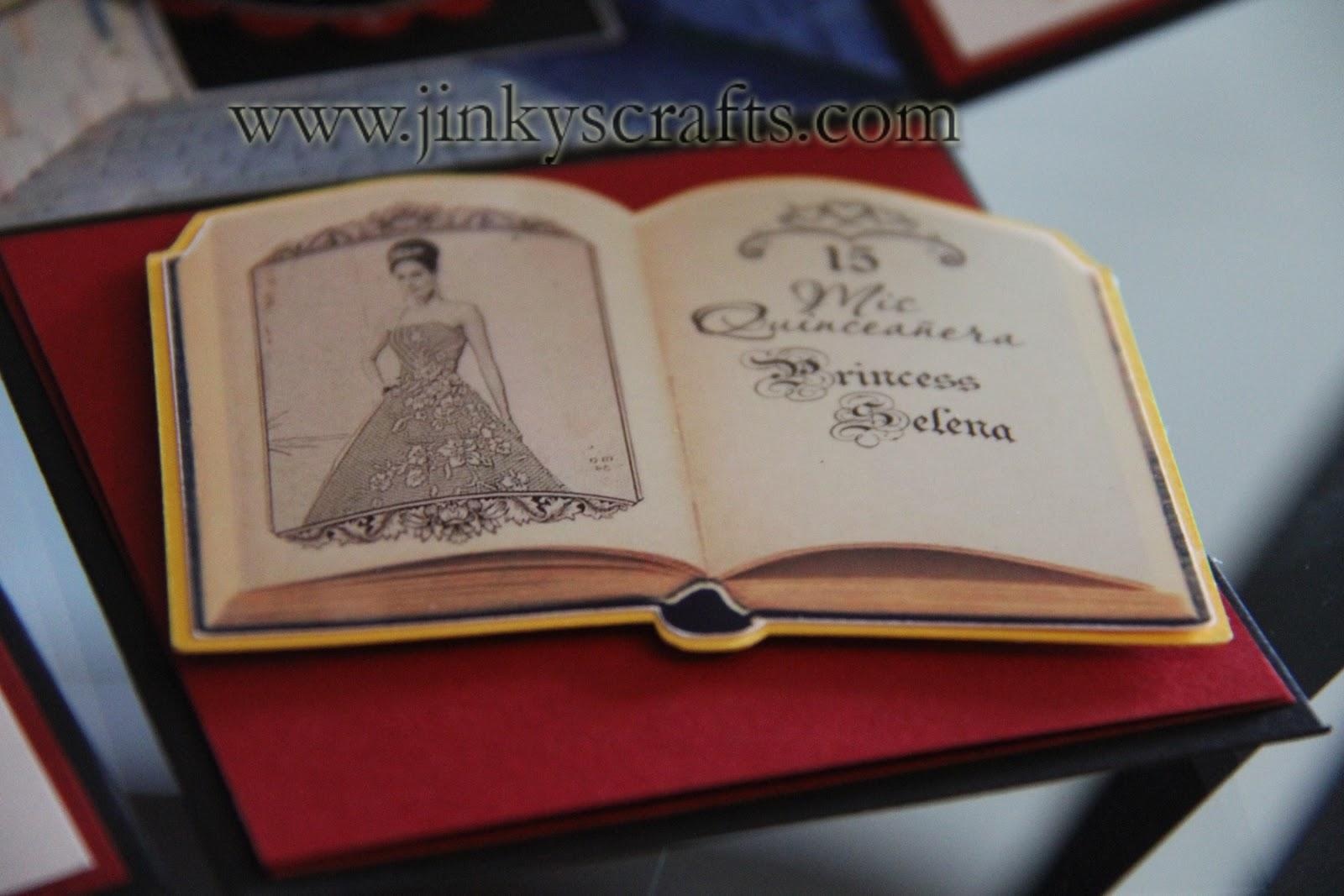 Jinky's Crafts & Designs: Disney Inspired Creative Invitations