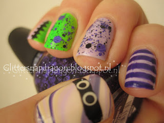 Halloween China Glaze Cackle If You Want To