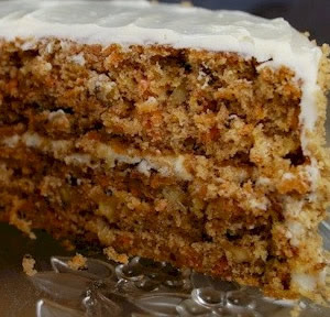 Original Carrot Cake Recipe
