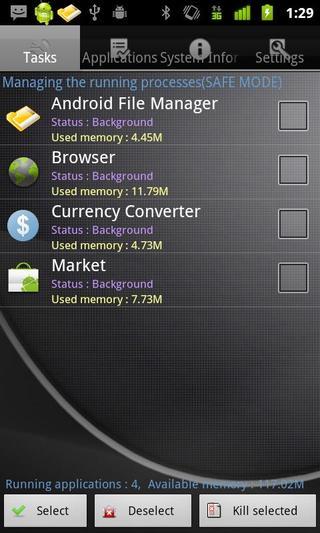 Android Диспетчер Задач 2013 Обзор