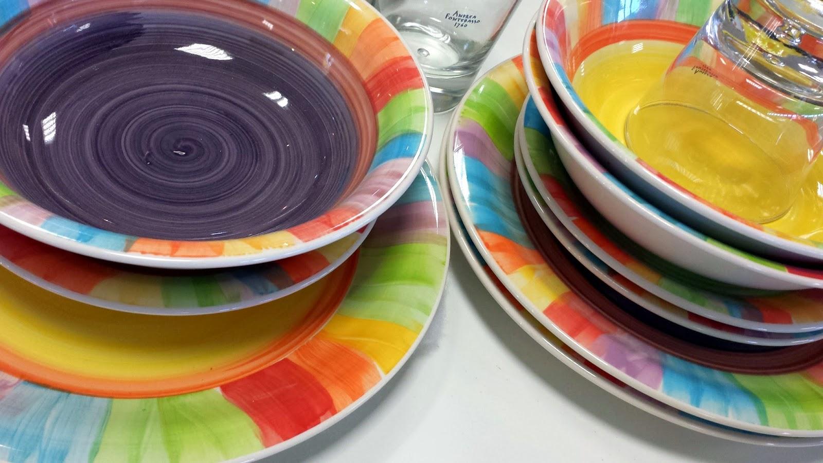 Servizi piatti tutte le offerte cascare a fagiolo for Servizi da bagno moderni
