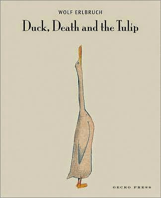 2011 This short simple striking fable by German writer and illustrator Wolf  Erlbruch originally entitled Ente. Wagner Und Raschka