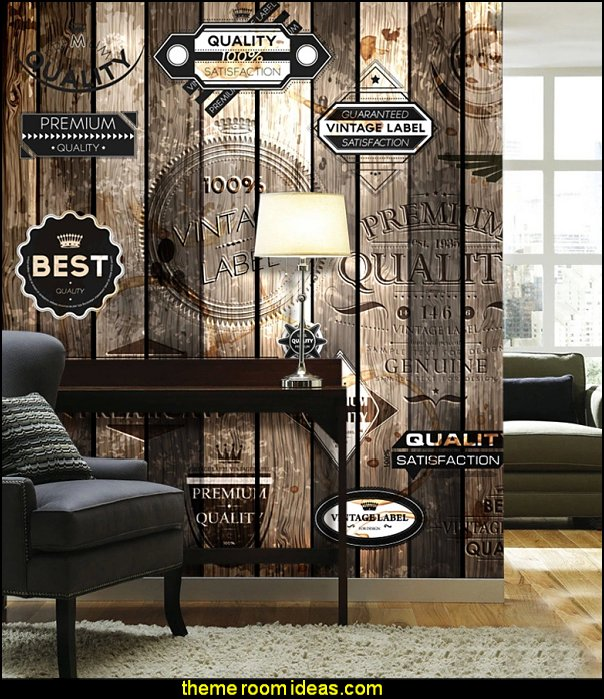 Vintage Man Cave Decor : Decorating theme bedrooms maries manor man cave