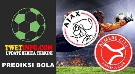 Prediksi Ajax II vs Almere City