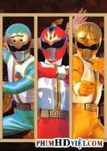 Super Sentai 17: Dairanger - Gosei Sentai Dairanger