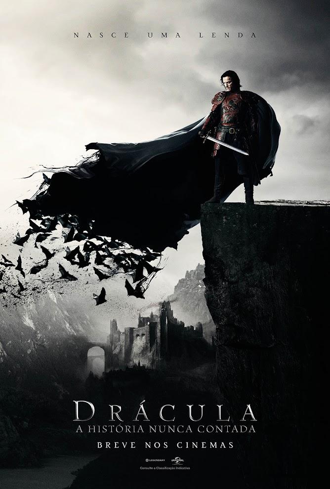 """Confira várias cenas e entrevistas legendadas de """"Drácula - A História Nunca Contada"""""""