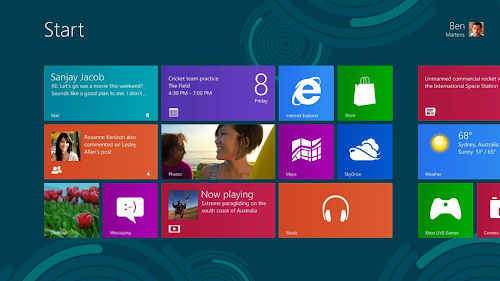 The Windows 8 Release Preview has Arrived!