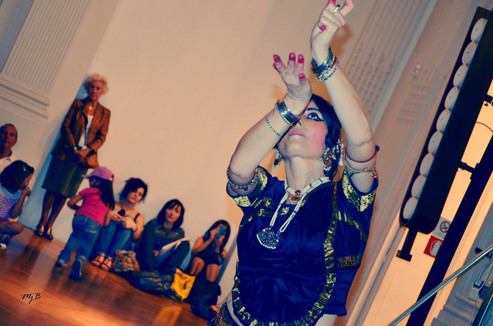 Danza Museo Tucci