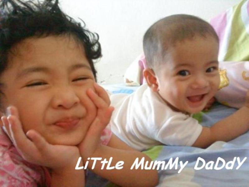 LiTtLe - MummY - DadDy