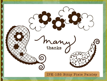 Bitty Pixie Paisley