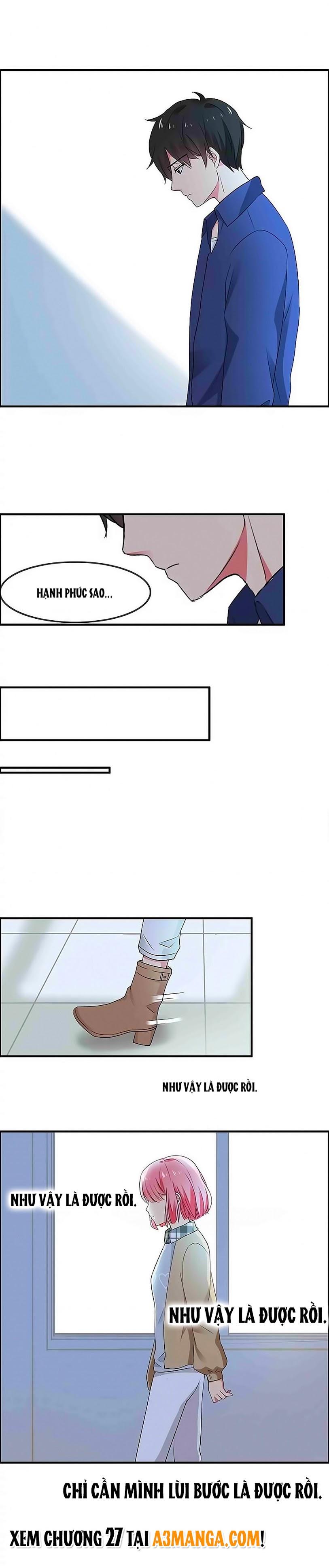 Đại Thần Tình Yêu Chớ Chạm Tôi chap 26 - Trang 13