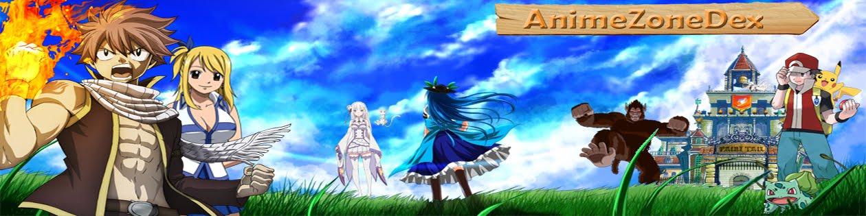 AnimeZoneDex