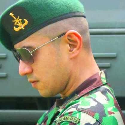 20 Daftar Polisi dan Tentara TNI Ganteng Indonesia