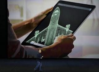 το IPAD PRO της Apple.