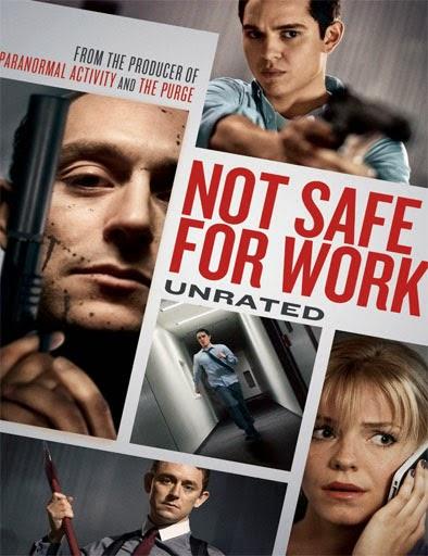 Ver Sin salida – Trabajo mortal (Not Safe for Work) (2014) Online