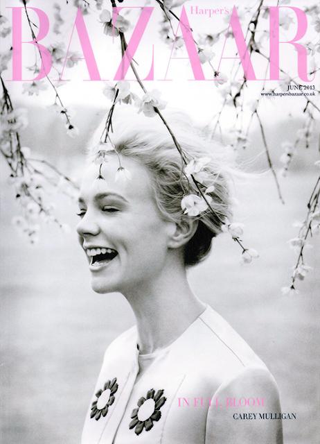 Carey Mulligan Harper's Bazaar