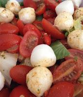 Tomatendressing, Salatdressing