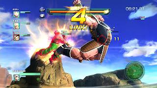 dragon ball z battle of z screen 2 Dragon Ball Z: Battle of Z (360/PS3/PSV)   Screenshots & Fact Sheet Image