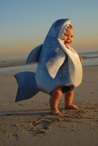 Cute, Cuteness, Cute Boy, Awesomeness, Shark Suit, Costume, Baby