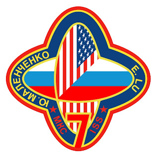 The ISS 7 Mission Insignia from Spaceboosters