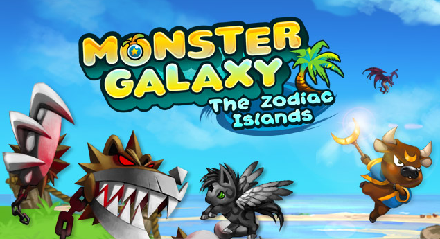 Monster Galaxy Moga The Zodiac Islands