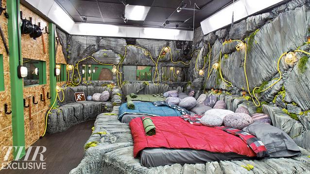Big Brother 16 Cave Room Bedroom