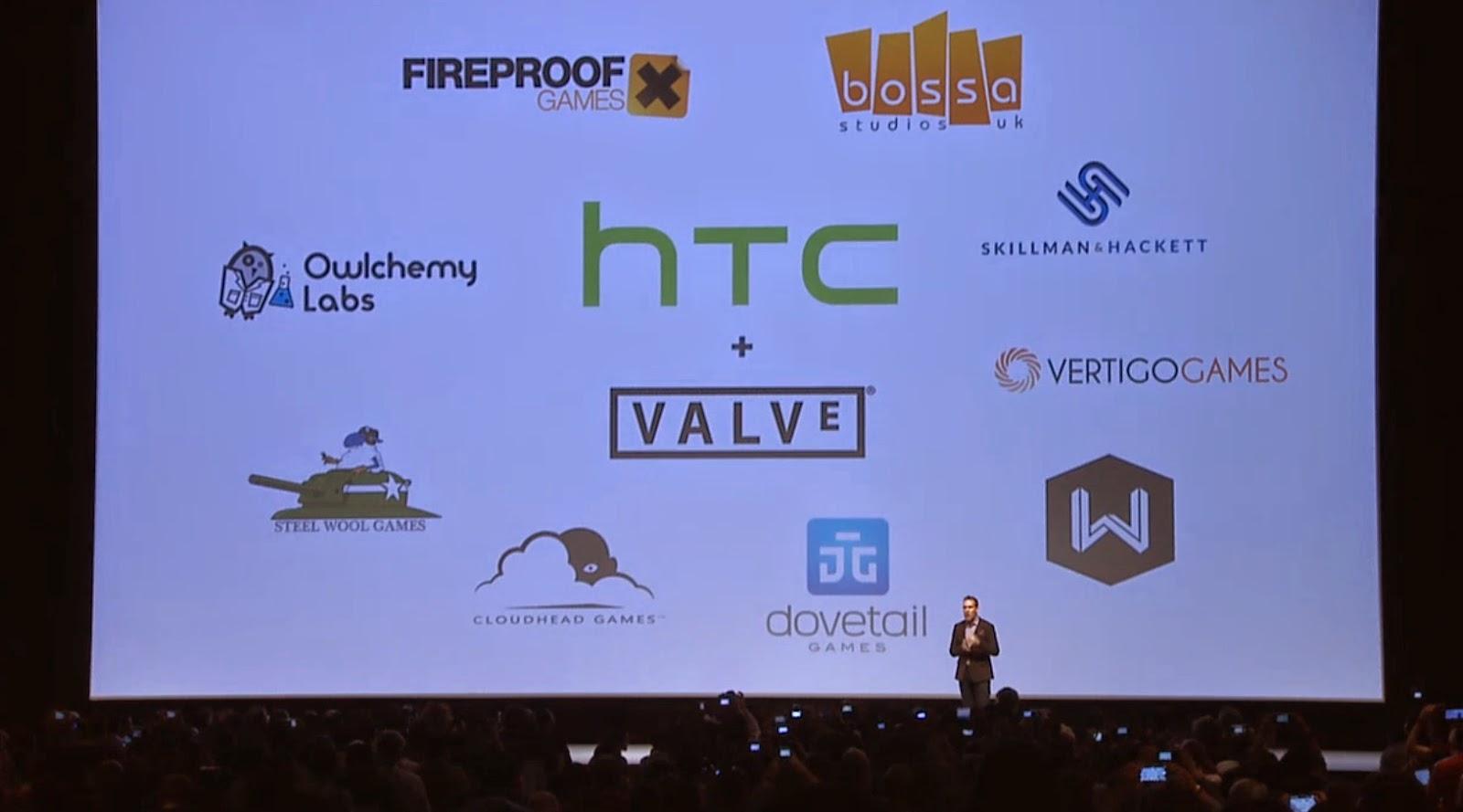 Half-life 3 podría ser lanzando por HTC, Compañía Taiwanesa de smartphones