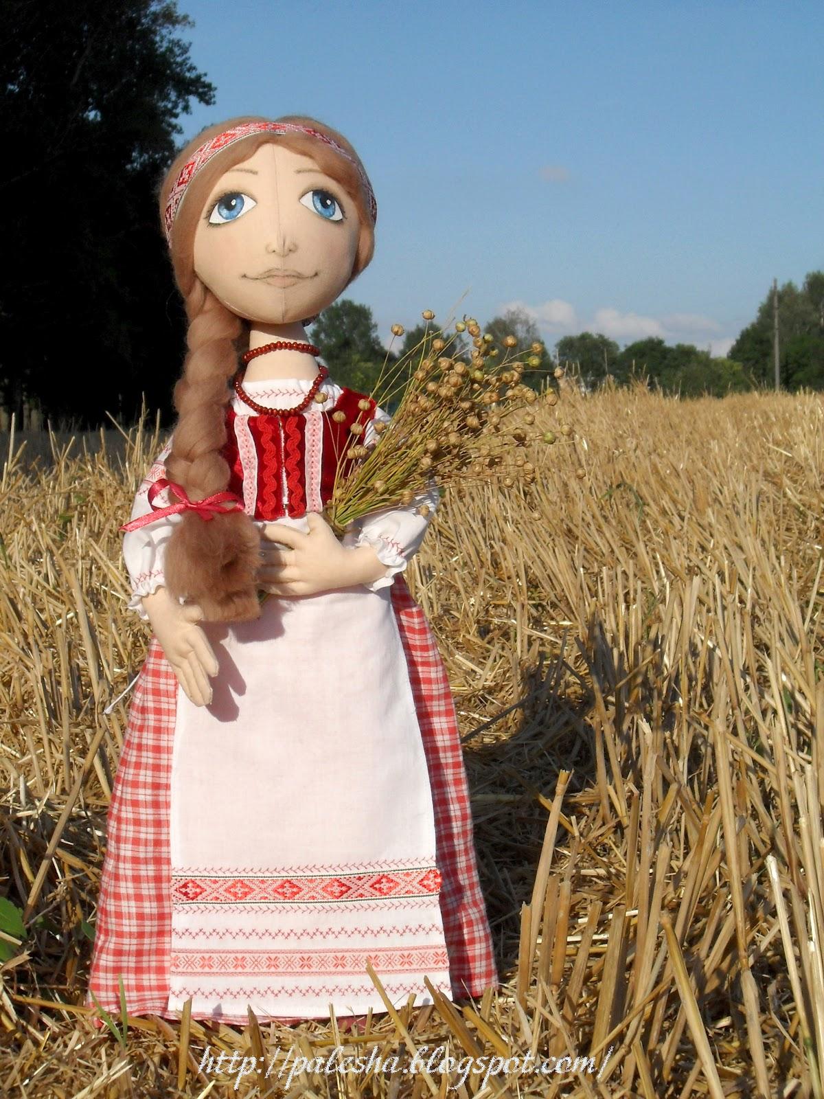 Народный костюм белорусов своими руками