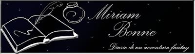 Miriam Bonne Autrice