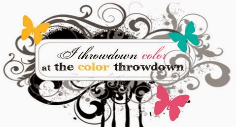 Color Throwdown Challenge Blog