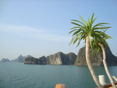 Cruise Halong Bay - Vietname