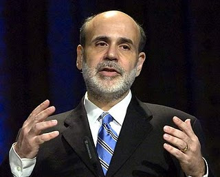 thank you Mr. Bernanke