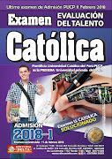 Examen Católica 2018-1