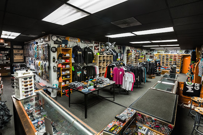 Shopping at Prime helps support local skateboarding